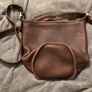 👜VINTAGE Coach👜 beautiful leather